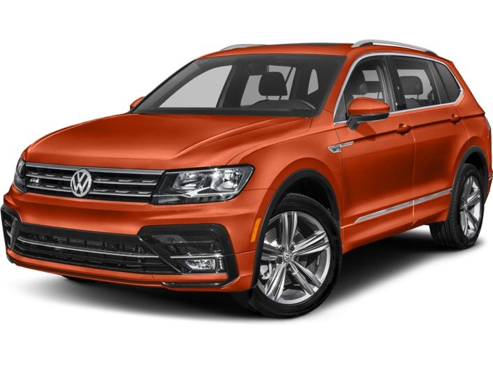 2019 Volkswagen Tiguan 2.0T SEL Premium R-Line 4MOTION Ventura CA