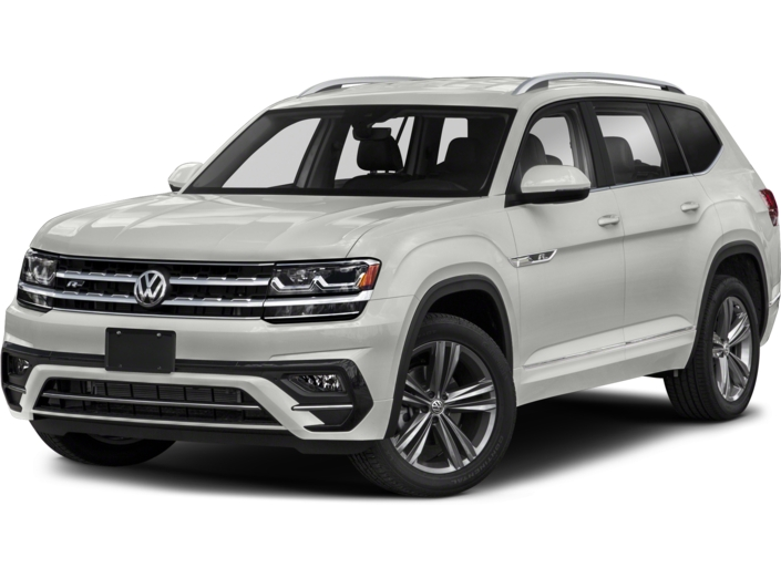 2019 Volkswagen Atlas SE w/Technology R-Line and 4Motion Holland MI