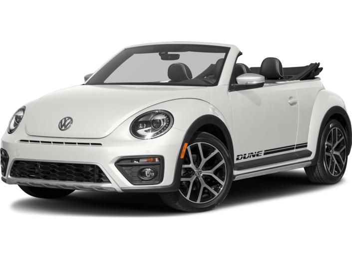 2017 Volkswagen Beetle Convertible 1.8T Dune Morris County NJ