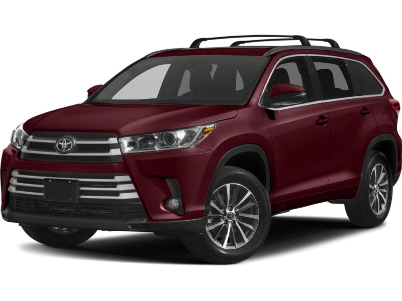 2019 Toyota Highlander XLE St. Cloud MN