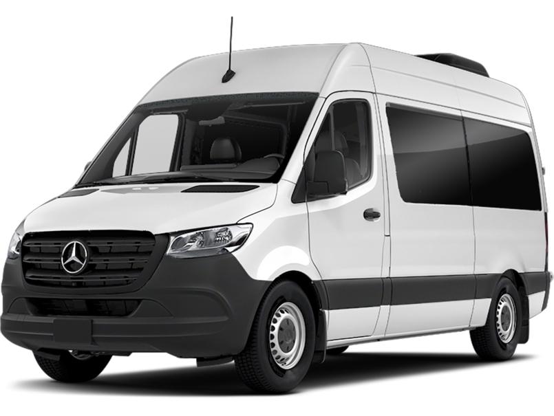 2019 Mercedes-Benz Sprinter 2500 Passenger 144 WB High Roof Salisbury MD