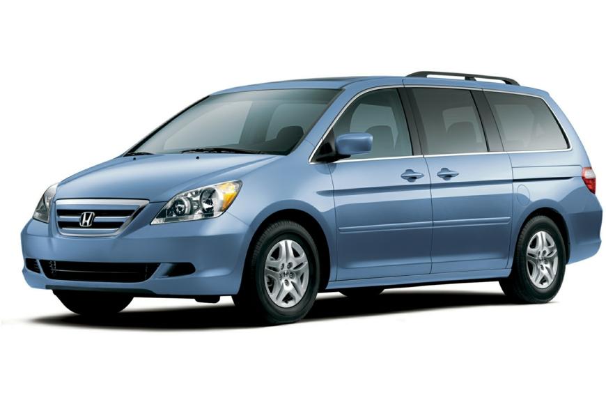 2007_Honda_Odyssey_EX-L_ Gladstone OR