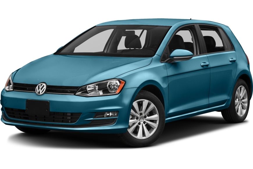 2015_Volkswagen_Golf_TDI SE 4-Door_ Gladstone OR
