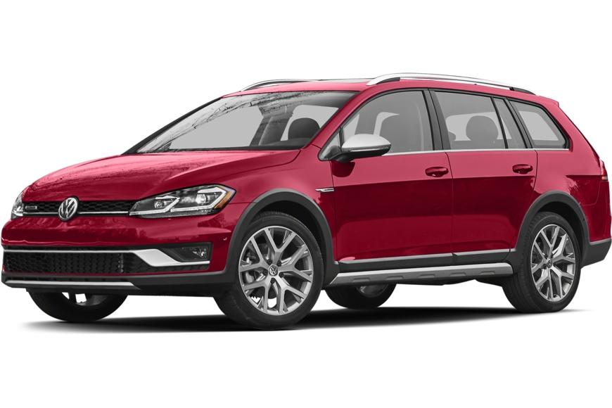 2018_Volkswagen_Golf Alltrack_TSI SE 4Motion_ Gladstone OR