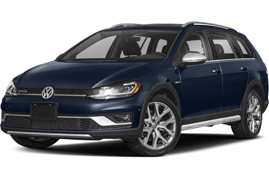 2019_Volkswagen_Golf Alltrack_TSI SEL 4Motion_ Gladstone OR