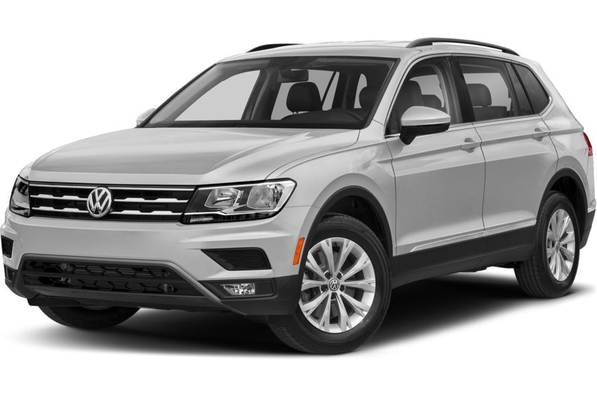 2019_Volkswagen_Tiguan_2.0T SE 4Motion_ Gladstone OR