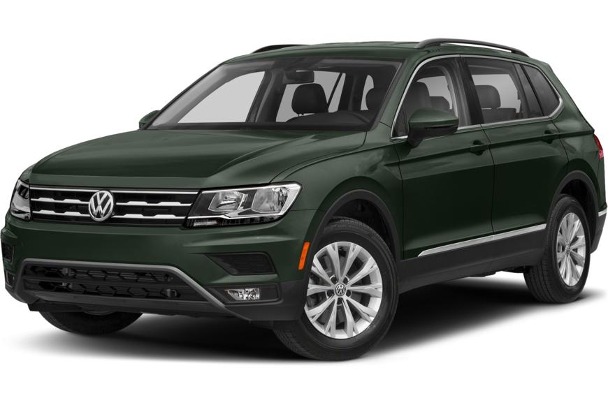 2019_Volkswagen_Tiguan_SEL 4Motion_ Gladstone OR