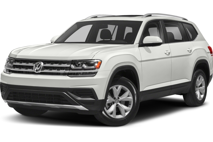2018_Volkswagen_Atlas_SEL 4Motion_ Gladstone OR