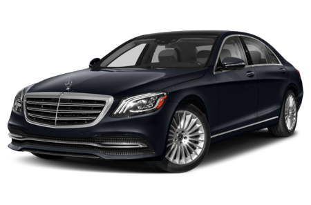 2019_MERCEDES-BENZ_S 560 4MATIC Sedan