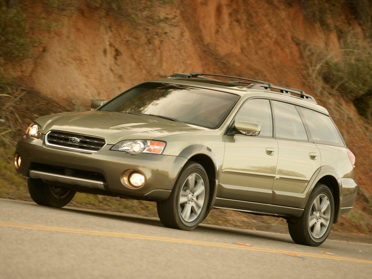 used 2005 Subaru Outback car, priced at $8,500