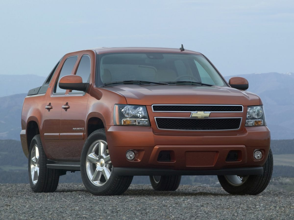 used 2007 Chevrolet Avalanche 1500 car, priced at $12,999