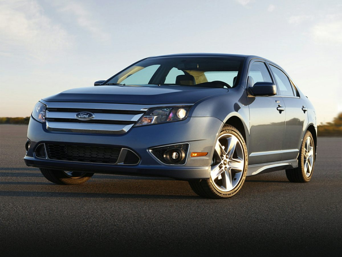 used 2010 Ford Fusion car
