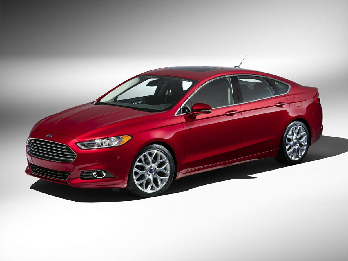 used 2015 Ford Fusion car, priced at $10,987