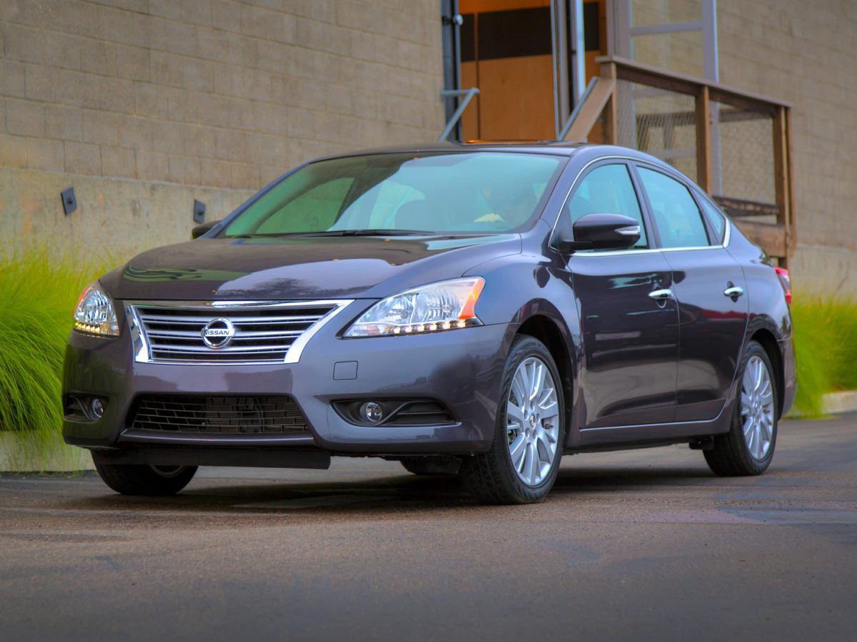 used 2013 Nissan Sentra car, priced at $6,462