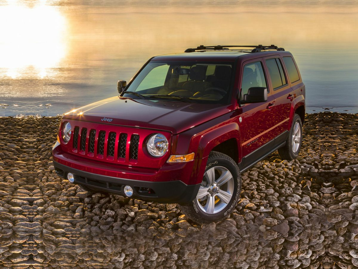 used 2016 Jeep Patriot car, priced at $13,993