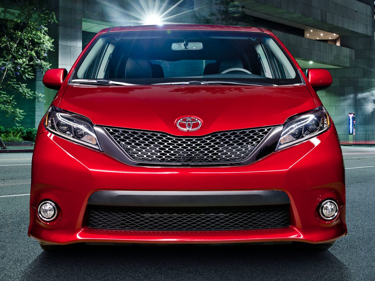 used 2017 Toyota Sienna car, priced at $27,999