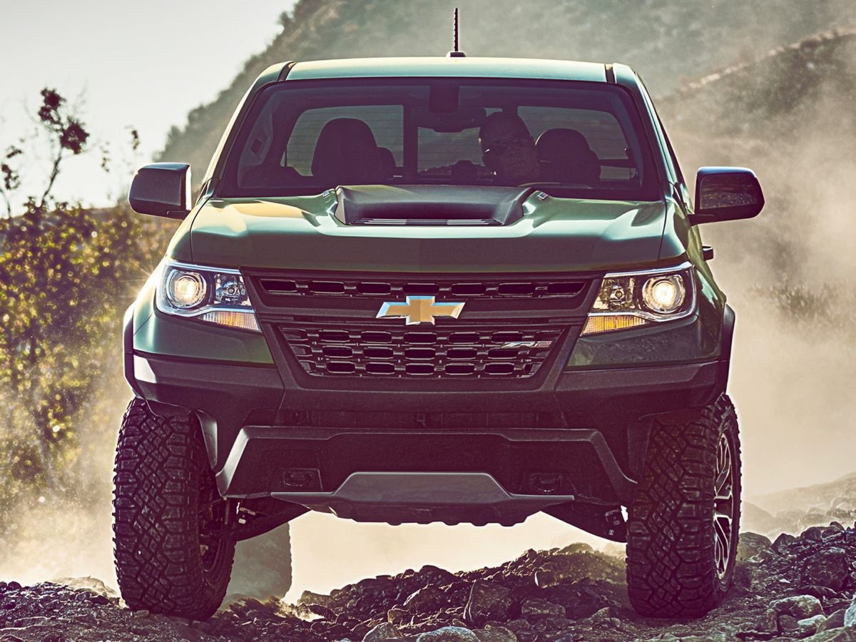 used 2019 Chevrolet Colorado car, priced at $49,999