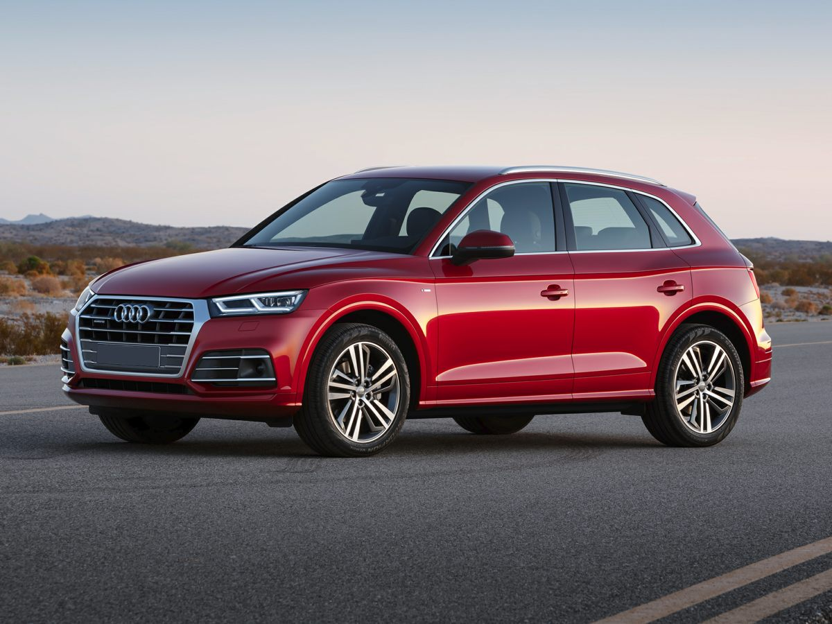 new 2020 Audi Q5 car, priced at $48,641