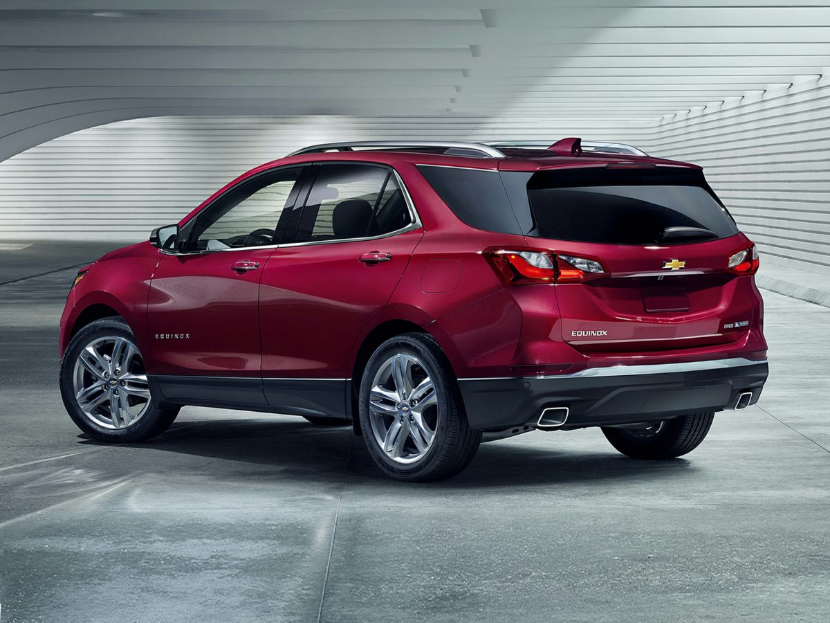 used 2018 Chevrolet Equinox car, priced at $18,490