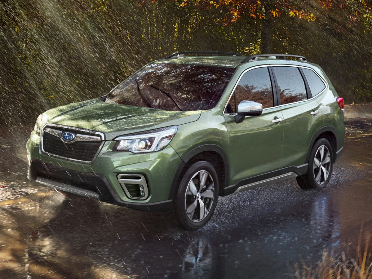 new 2021 Subaru Forester car, priced at $34,901