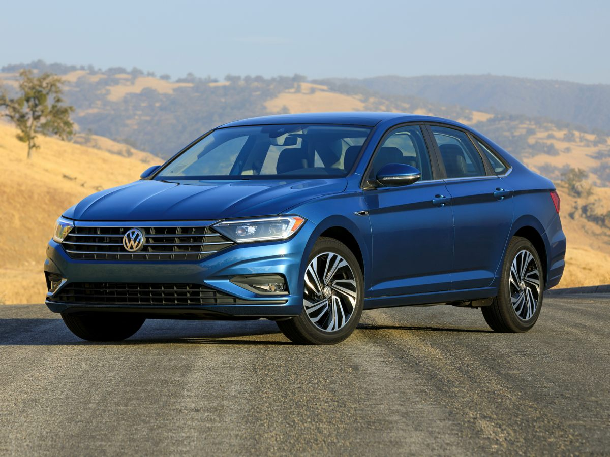 new 2021 Volkswagen Jetta car, priced at $21,333