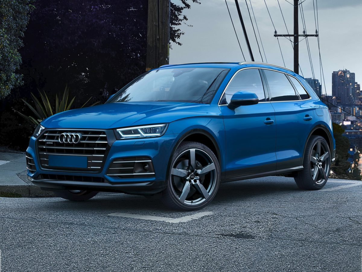 new 2020 Audi Q5 e car, priced at $64,115
