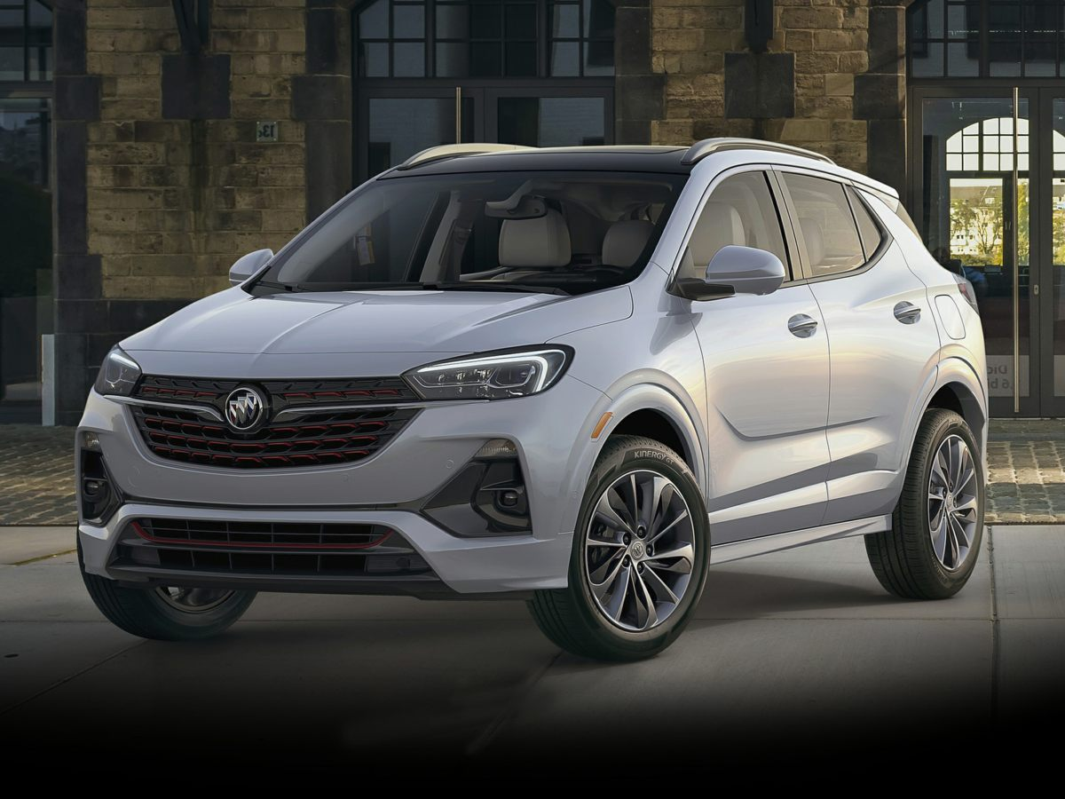 new 2021 Buick Encore GX car, priced at $18,980