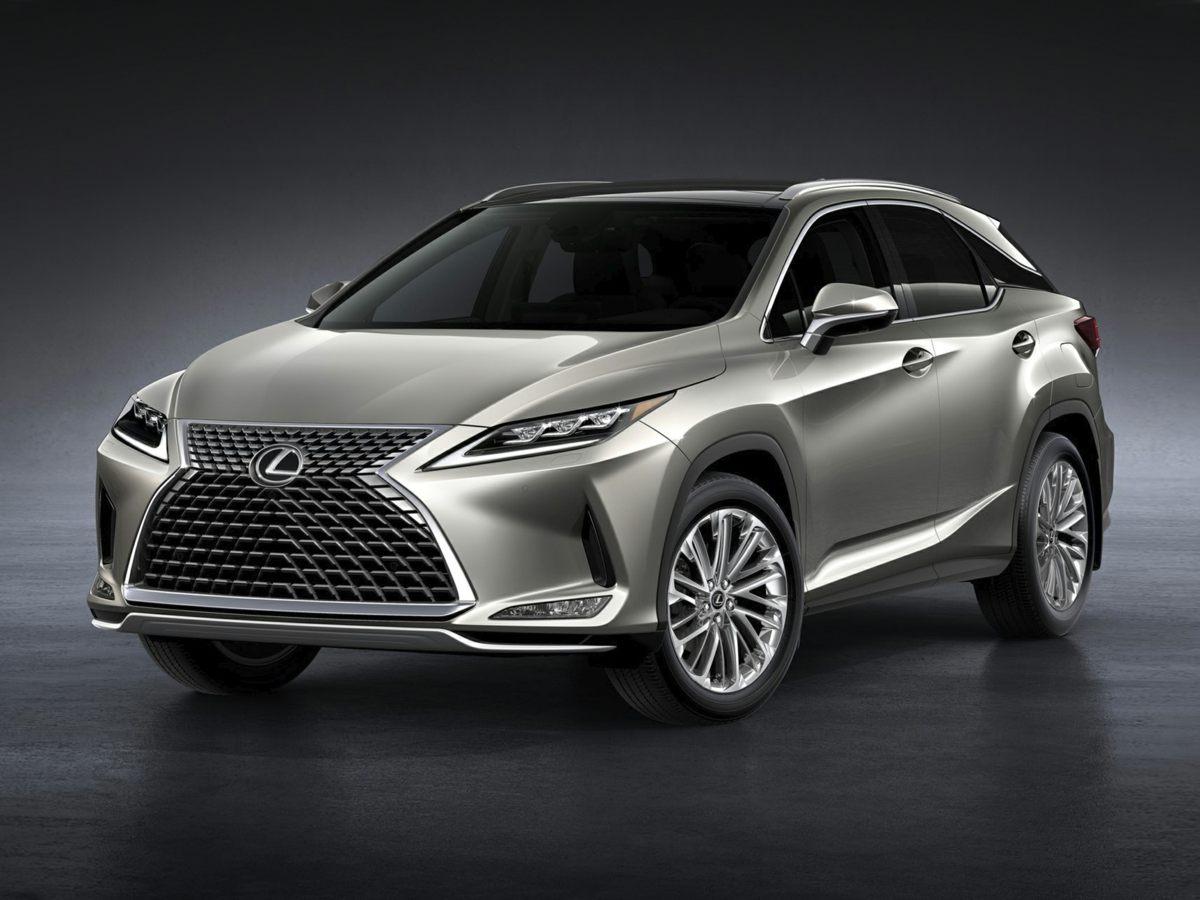 new 2021 Lexus RX car, priced at $54,405