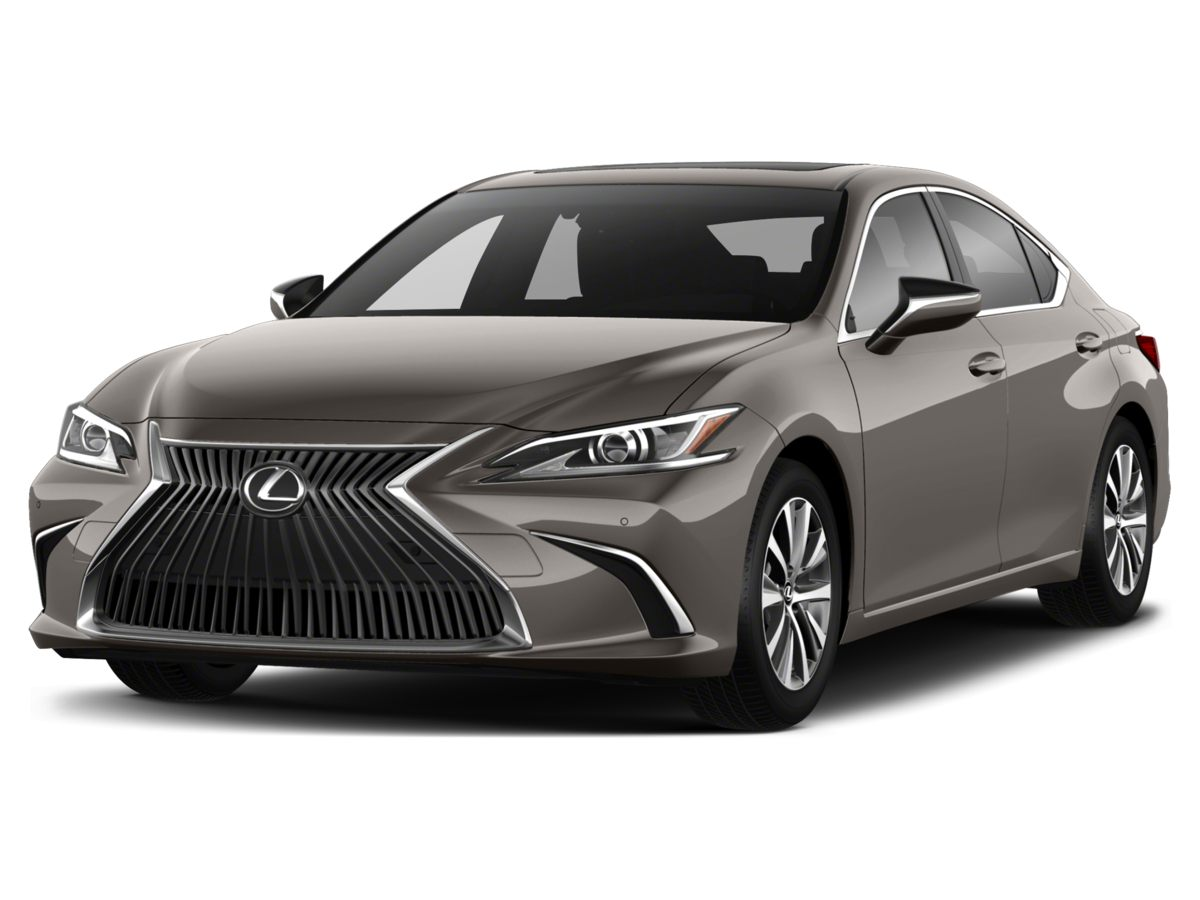 new 2021 Lexus ES car, priced at $45,915