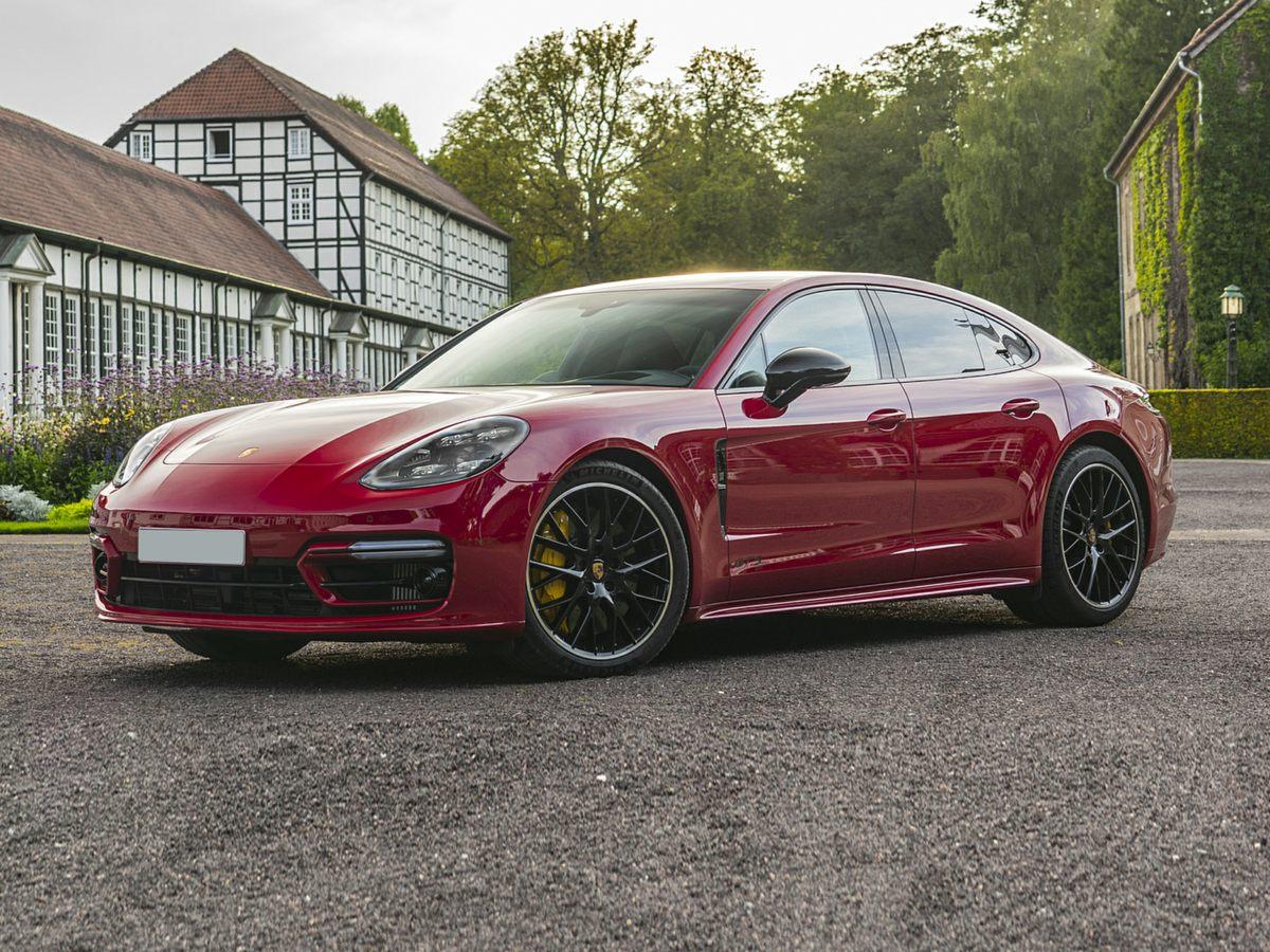 new 2021 Porsche Panamera car, priced at $119,270