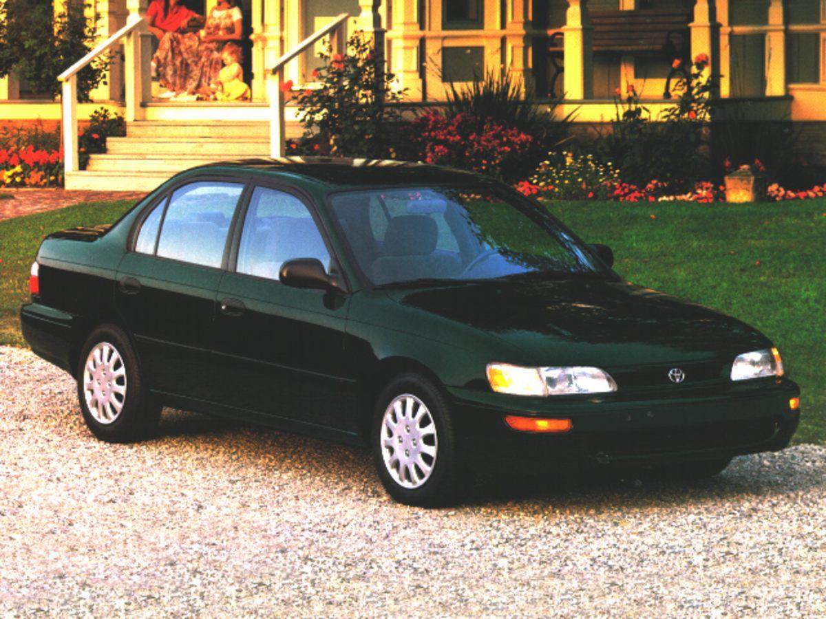 used 1996 Toyota Corolla car