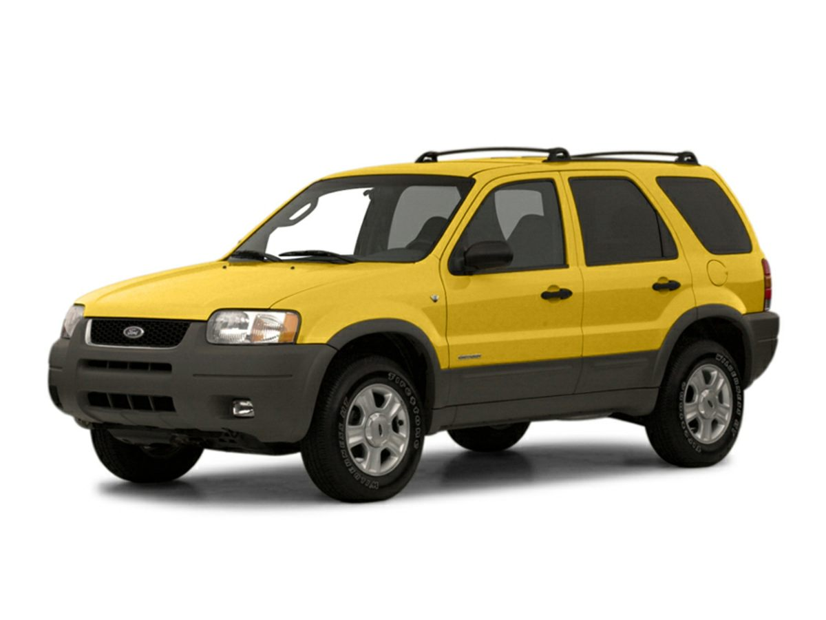 used 2001 Ford Escape car, priced at $4,593