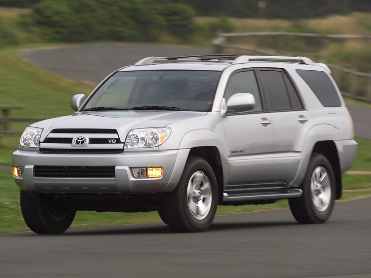 used 2005 Toyota 4Runner car, priced at $10,998
