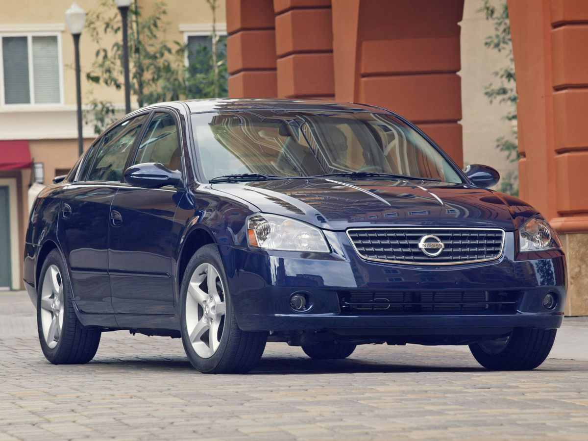 used 2006 Nissan Altima car, priced at $1,999