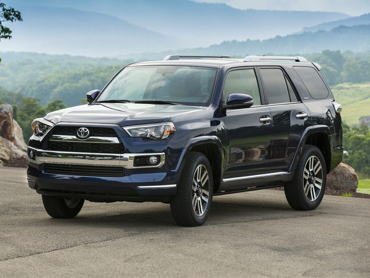 new 2021 Toyota 4Runner car, priced at $50,767
