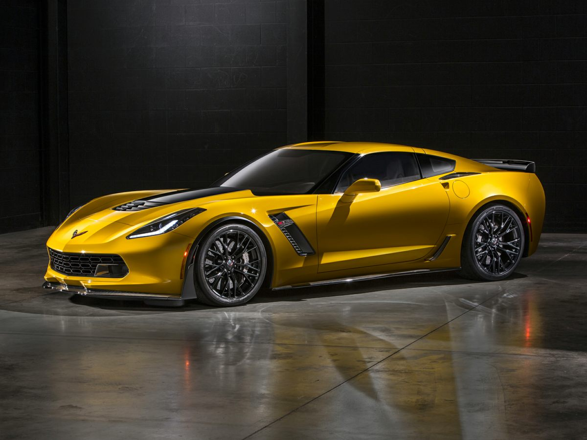 used 2015 Chevrolet Corvette car, priced at $79,888