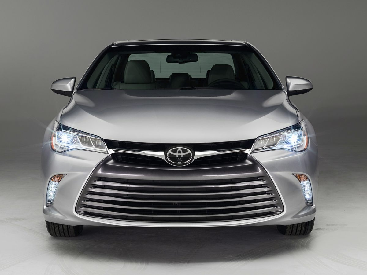 used 2017 Toyota Camry car, priced at $16,256