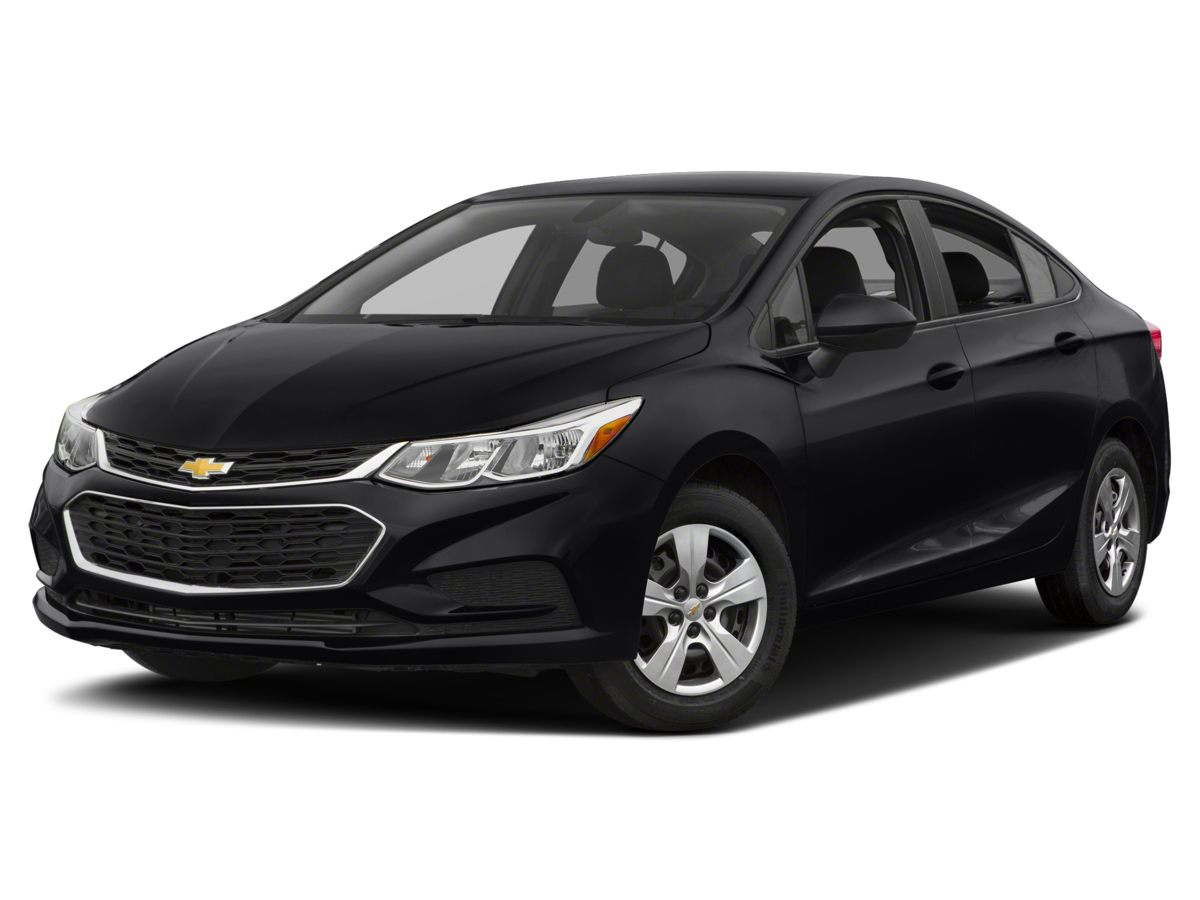 used 2018 Chevrolet Cruze car, priced at $16,377
