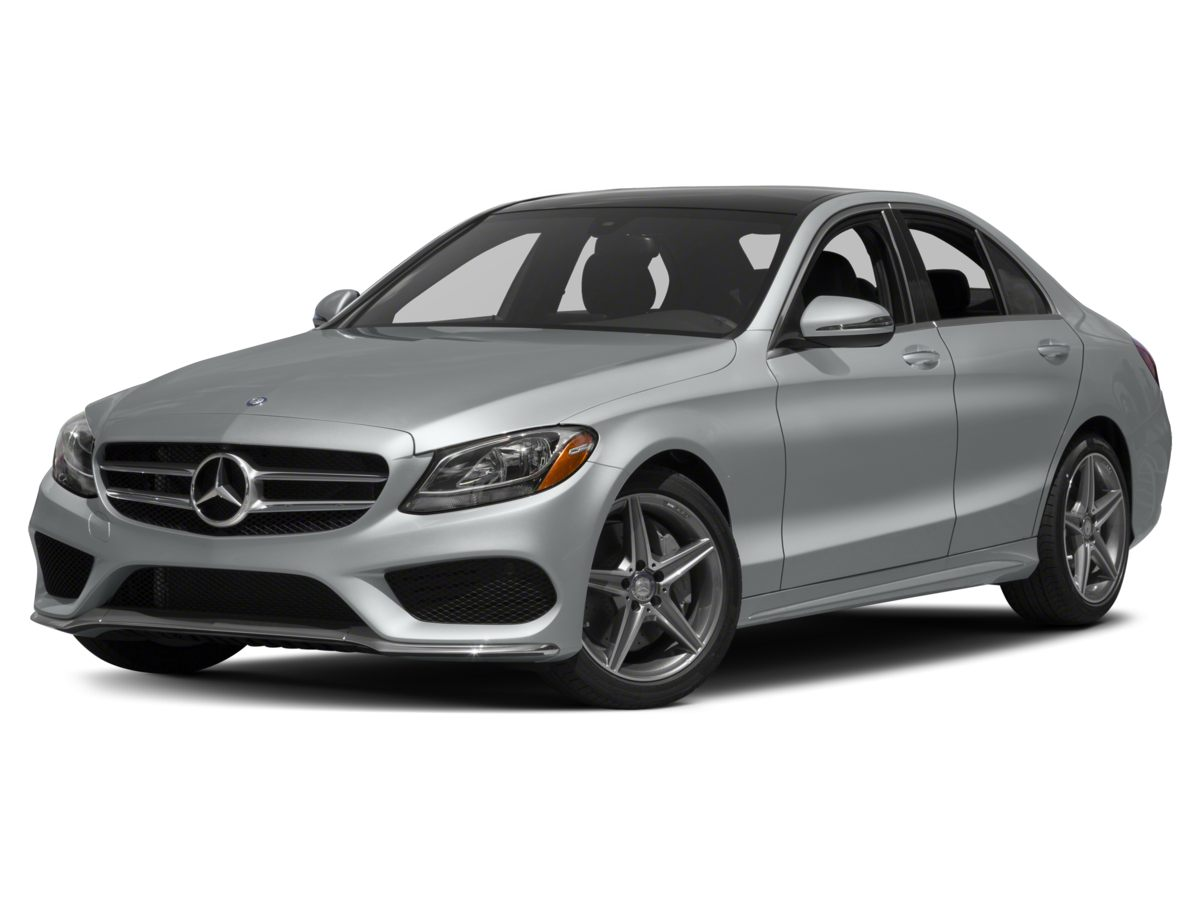 used 2017 Mercedes-Benz C-Class car, priced at $29,999