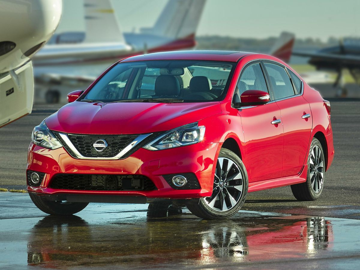 used 2017 Nissan Sentra car