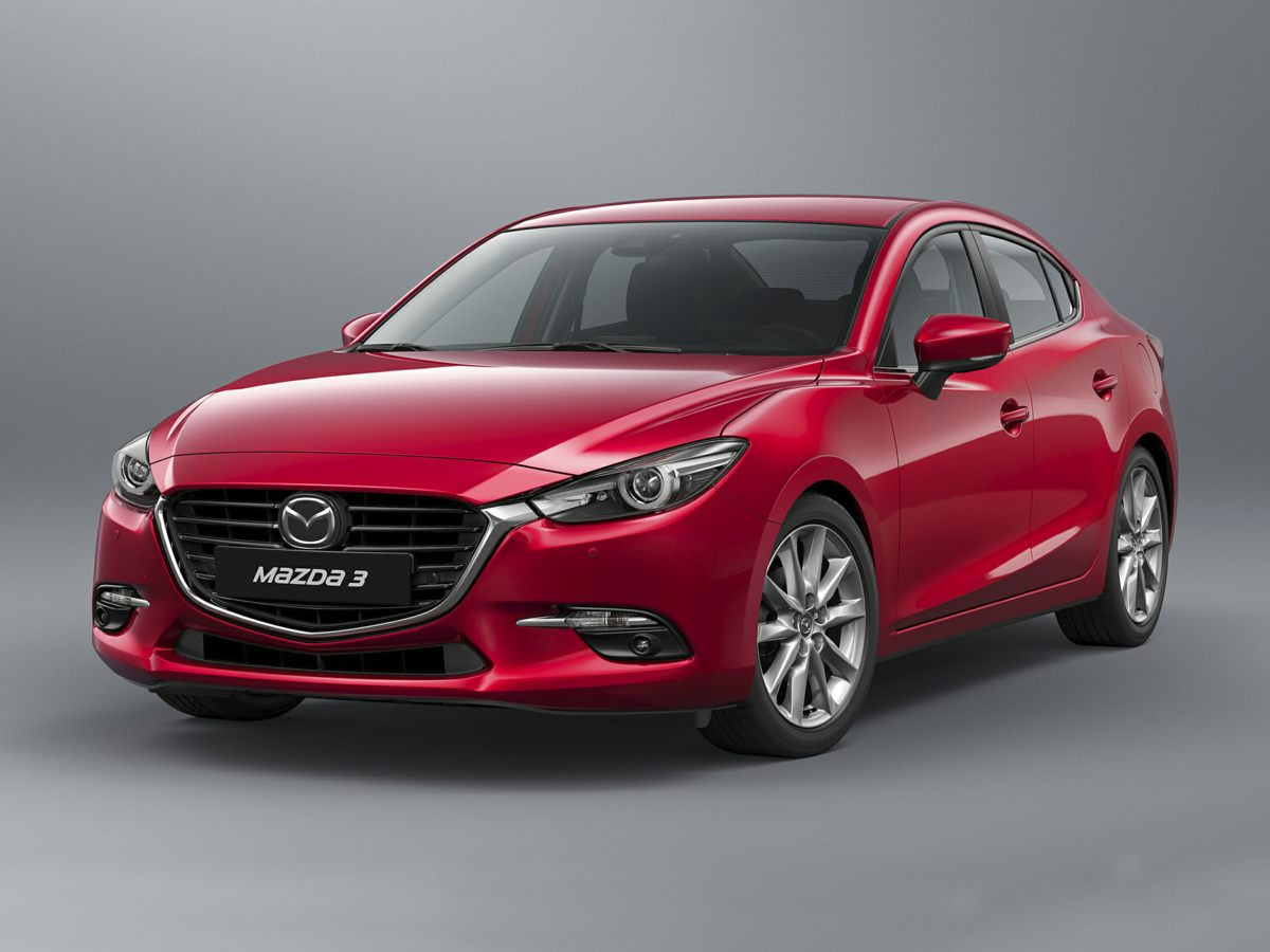 used 2018 Mazda Mazda3 car, priced at $12,691