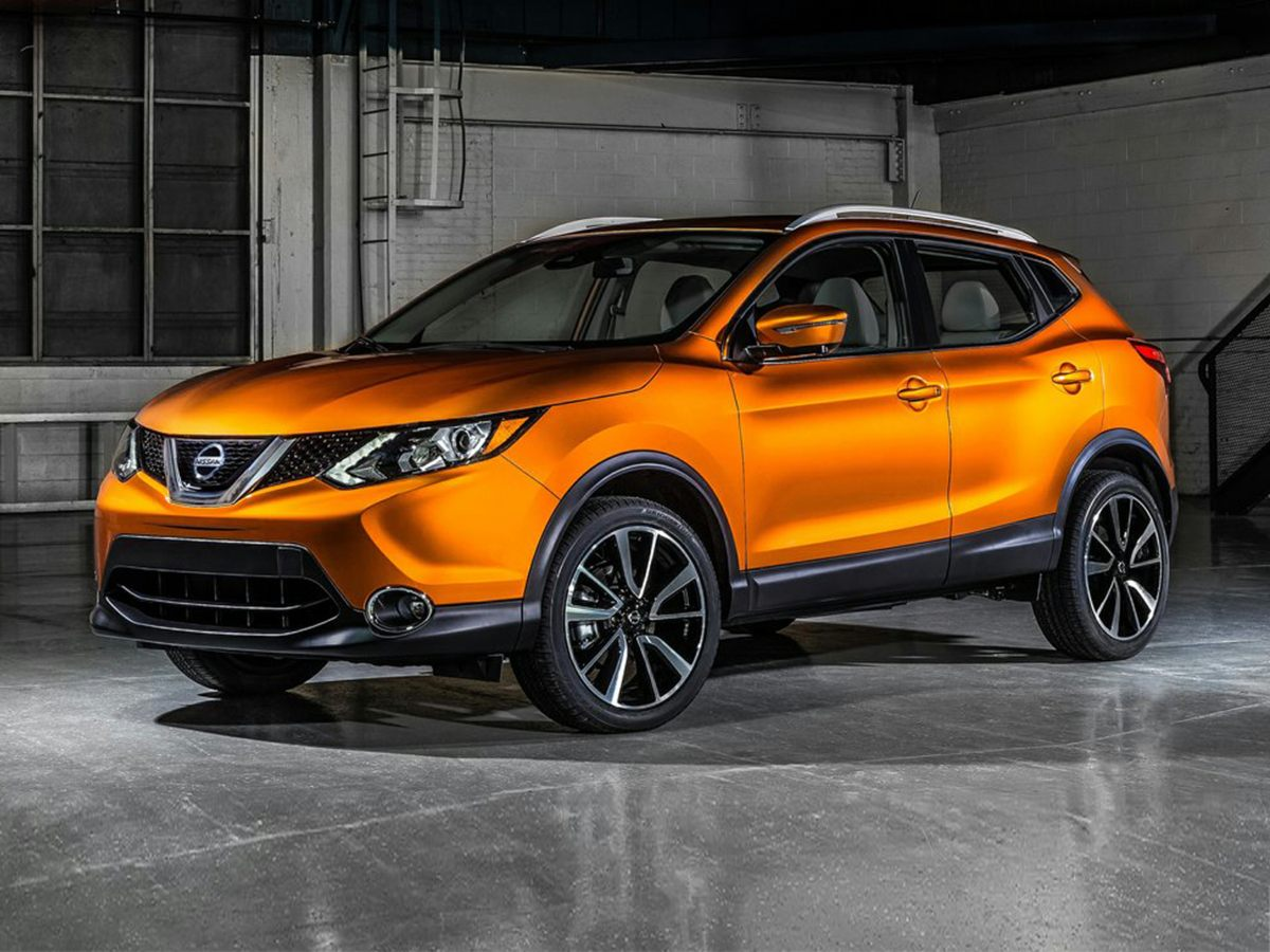 used 2018 Nissan Rogue Sport car, priced at $18,549