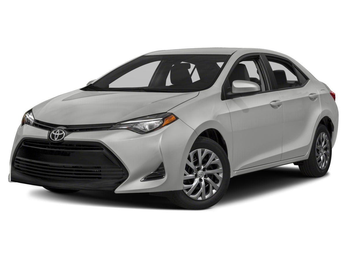 used 2018 Toyota Corolla car