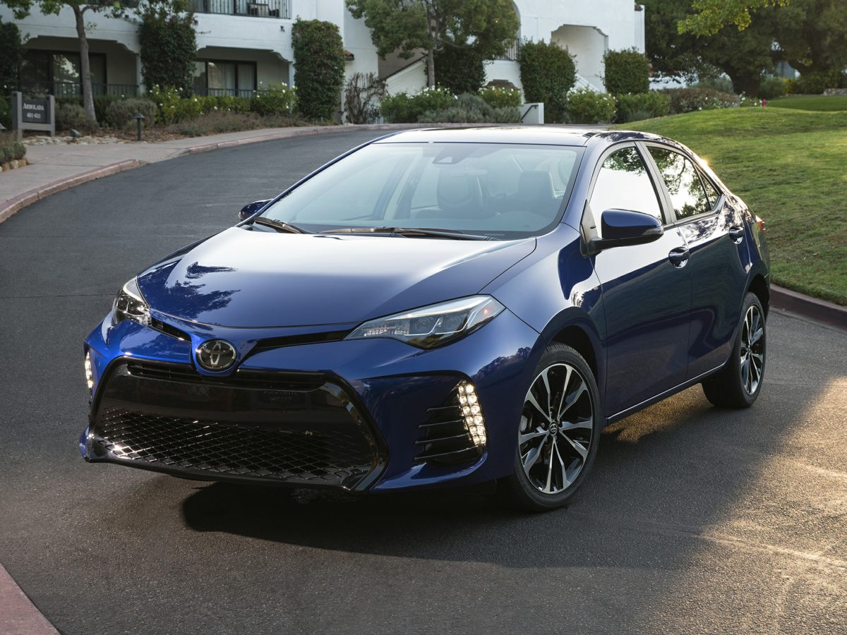 used 2018 Toyota Corolla car, priced at $17,999