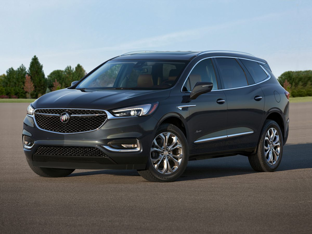 new 2021 Buick Enclave car, priced at $47,434