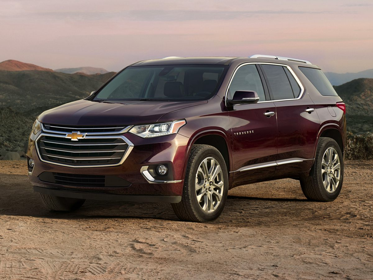 new 2020 Chevrolet Traverse car