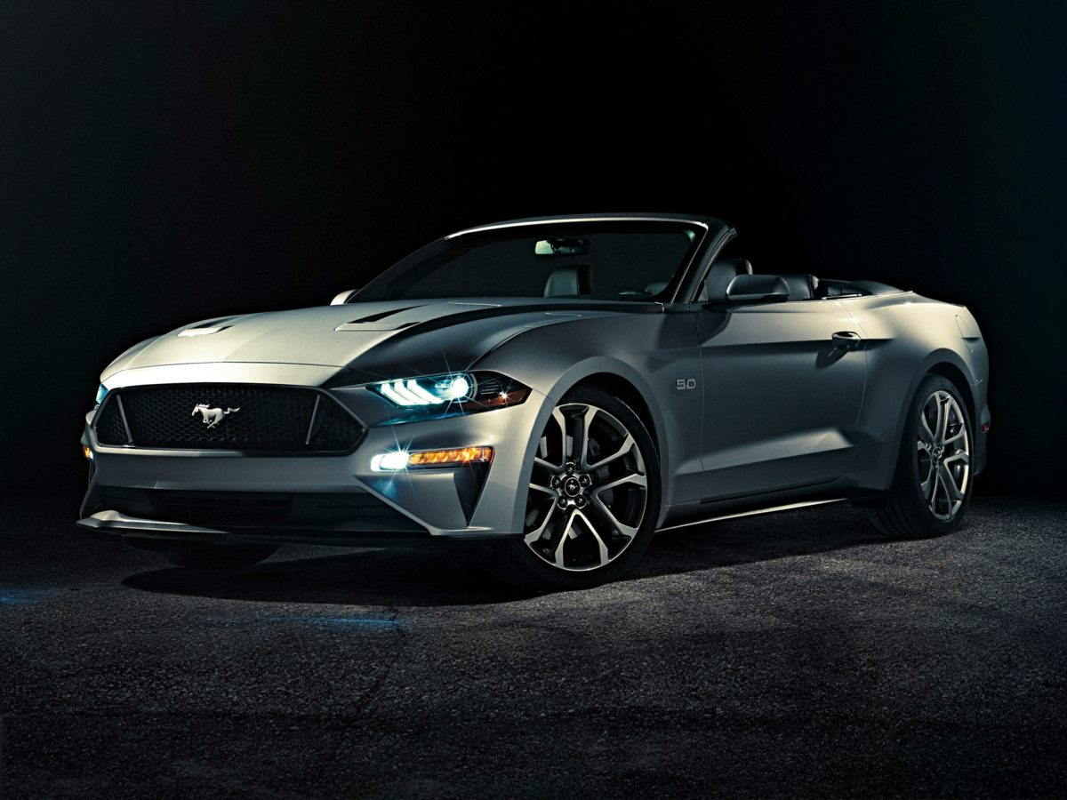 new 2020 Ford Mustang car, priced at $51,370