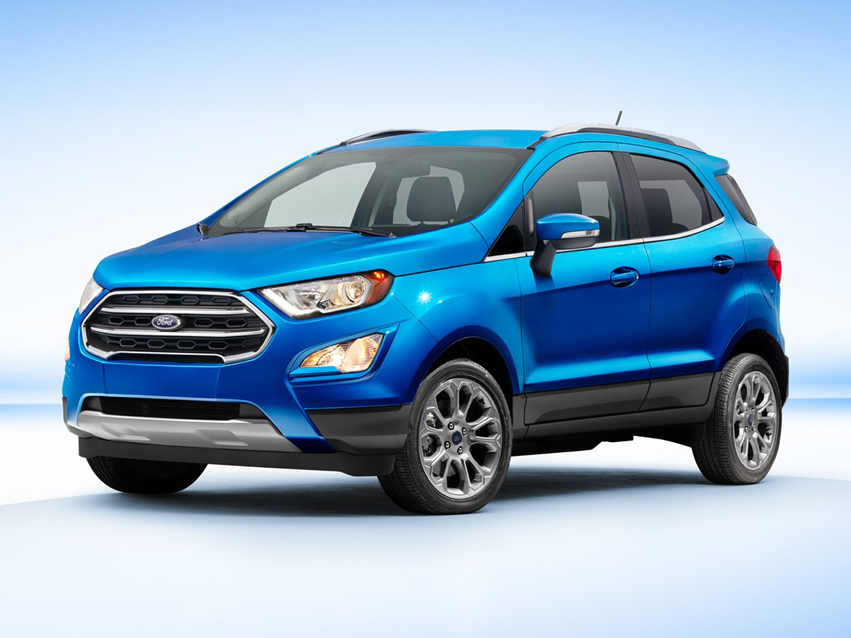 new 2021 Ford EcoSport car, priced at $21,499
