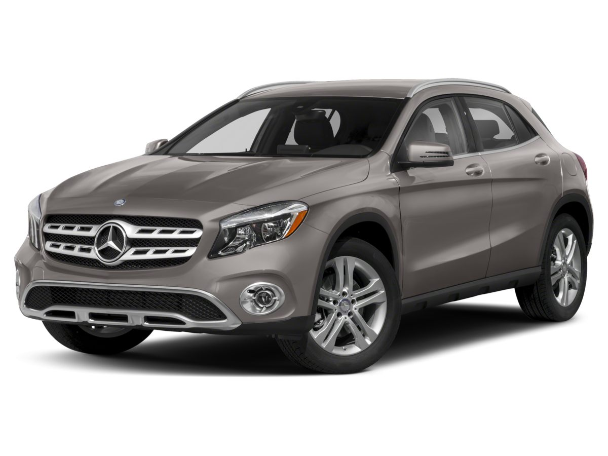 used 2018 Mercedes-Benz GLA car, priced at $29,901