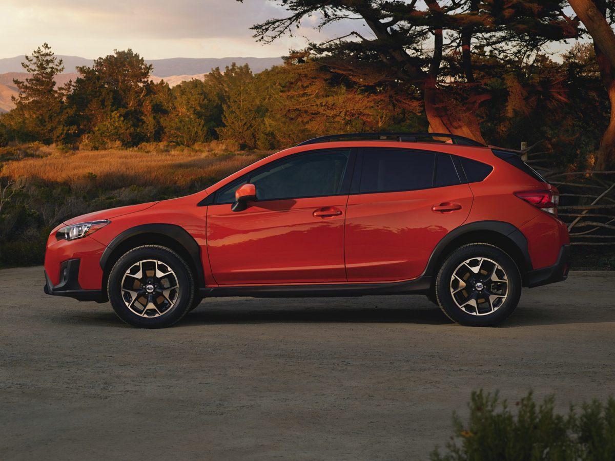 used 2018 Subaru Crosstrek car, priced at $25,972